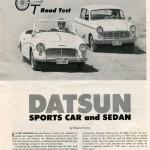 1961 Datsun Fairlady Bluebird Road Test (1)