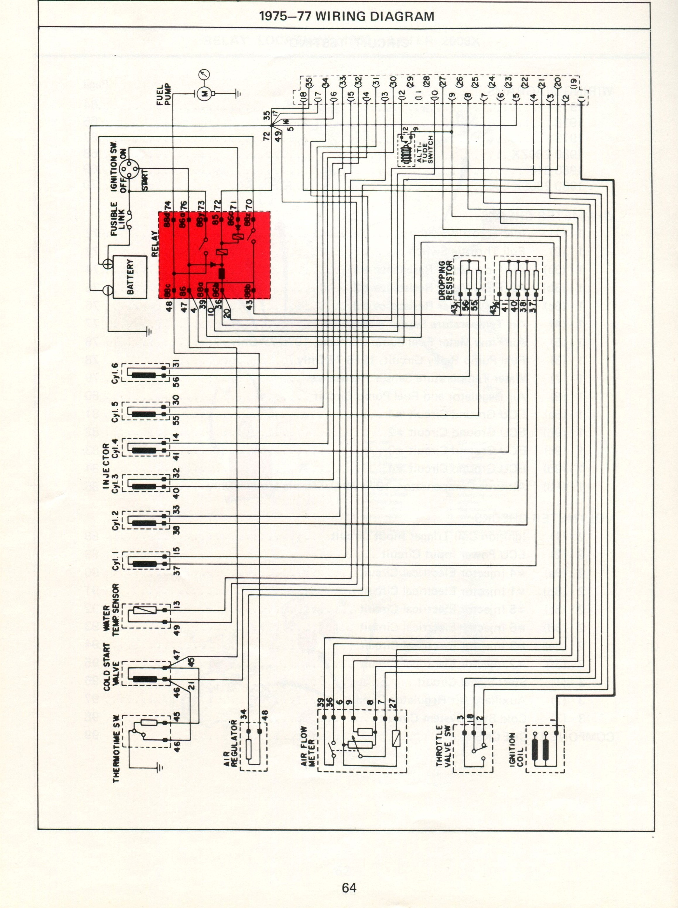 datsun_fuel_injection 69 datsun electronic fuel injection wiring diagrams datsun 280z wiring diagram at soozxer.org