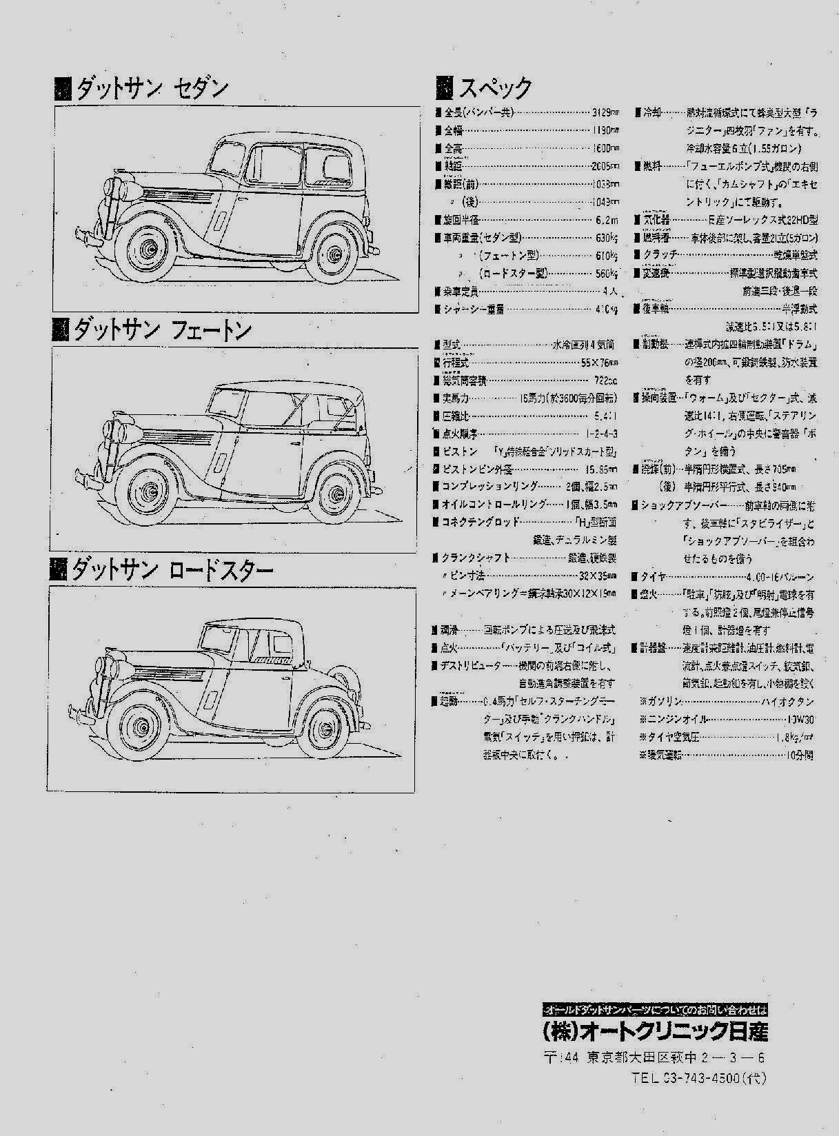 nissan 280zx parts catalog