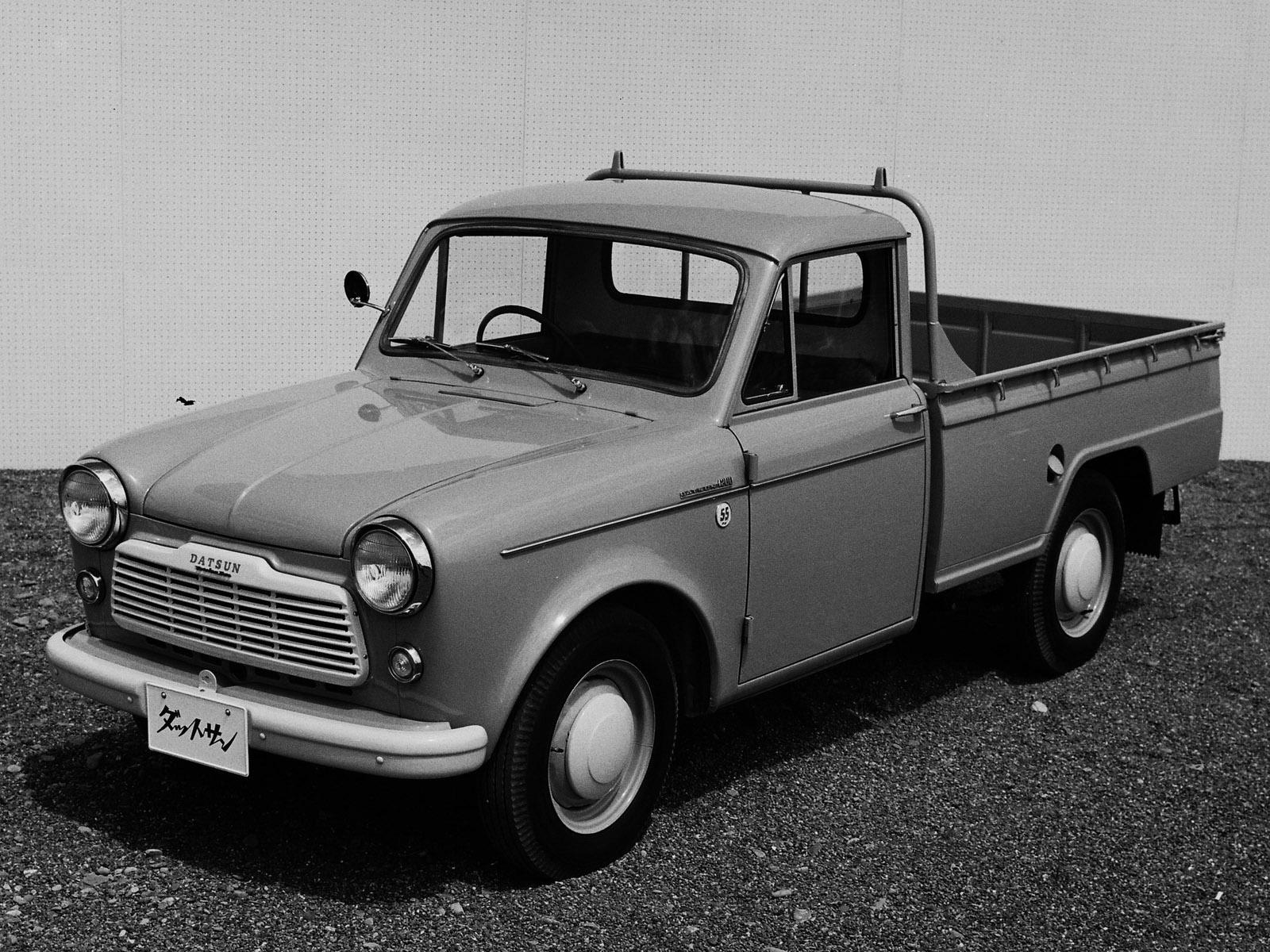 1960_Datsun_1200_Pickup