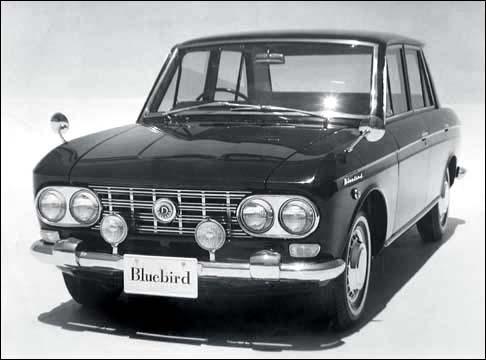 1965 datsun 410