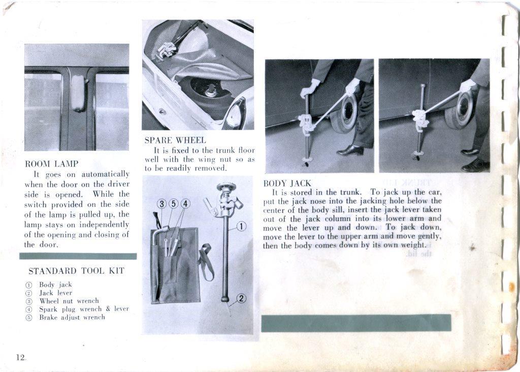 Bluebird Owners manual