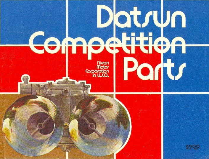 Datsun Petition Parts Catalog 1976rhdatsunforum: Datsun Parts Catalog At Gmaili.net