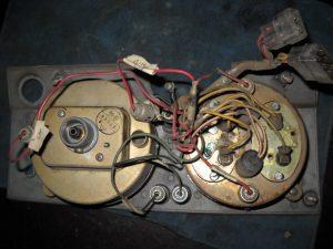 Datsun 320 truck water temp gauge adjustment