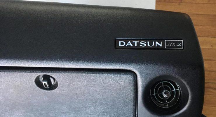 Vintage Dashes 240Z / 260Z 280Z Replacement Dash Installation